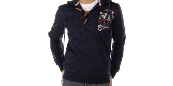 Pánský svetr s kapucí Bendorff