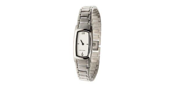 Dámské stříbrné titanové hodinky Danish Design