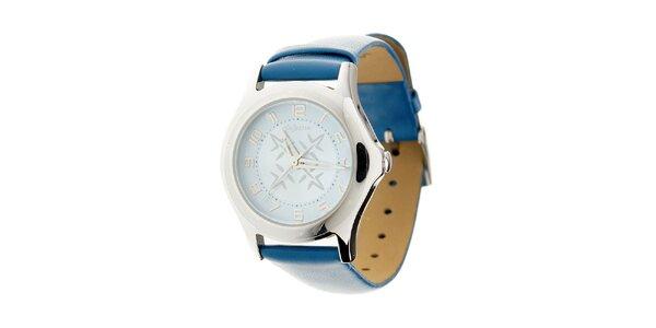 Dámské světle modré hodinky Oxbow