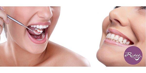 Dentální hygiena jako vánoční dárek