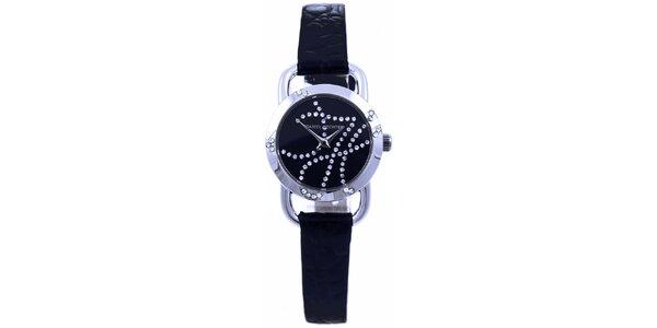 Dámské hodinky s kamínky Daniel Hechter