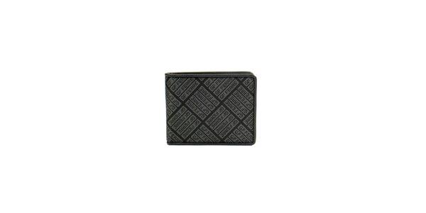 Pánská černá peněženka Gianfranco Ferré