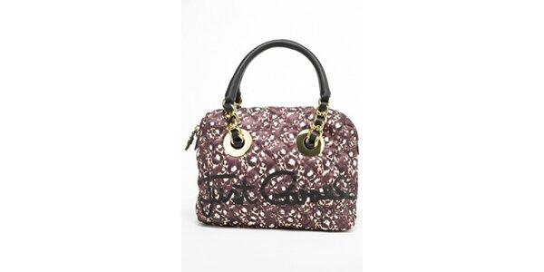 Dámská vzorovaná kabelka Just Cavalli