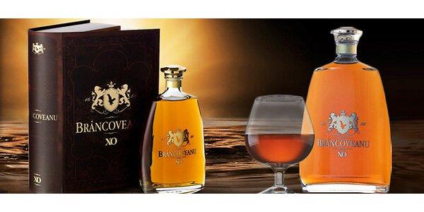 Luxusní limitovaná edice Vinars Brancoveanu XO
