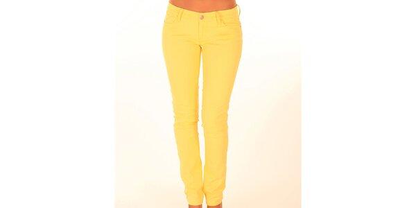 Dámské žluté džíny New Caro