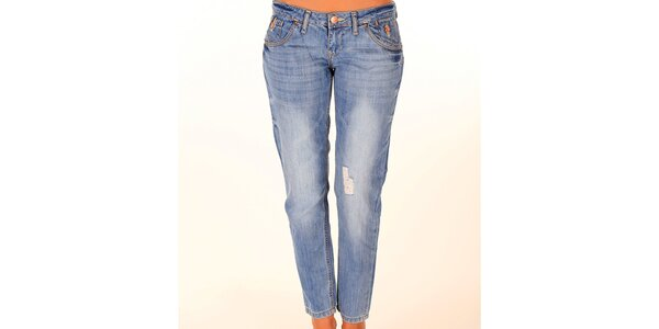 Dámské světle modré džíny New Caro