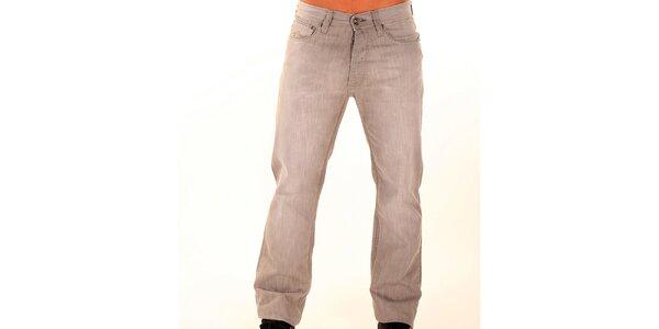 Pánské šedivé džíny New Caro