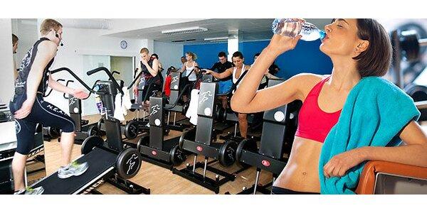 Tři lekce cvičení pod dohledem zkušených trenérů z Centra nových sportů
