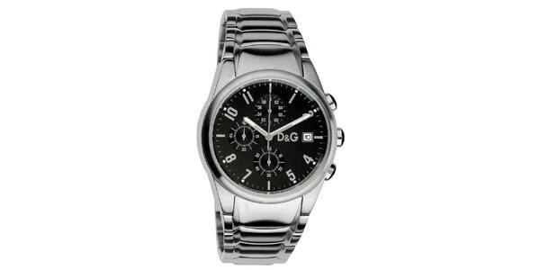 Pánské hodinky z ušlechtilé oceli Dolce & Gabbana
