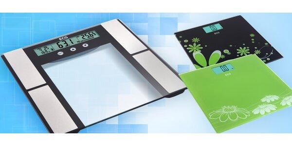 Kvalitní osobní váhy ECG - klasické i fitness