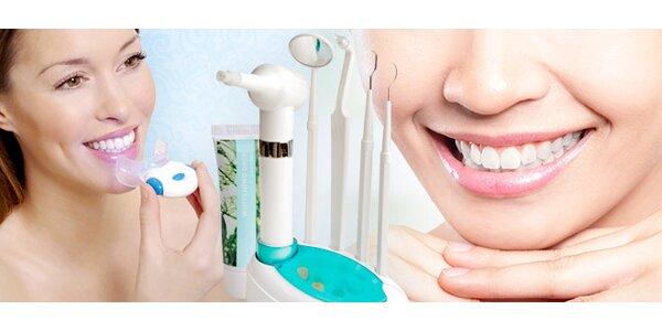 Sady pro domácí bělení a zubní hygienu Rio