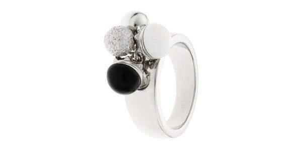 Dámský prsten z nerezové oceli Miss Sixty