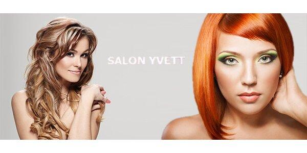Melír, barva nebo střih od Soni Vardanyan v salonu Yvett v centru Prahy