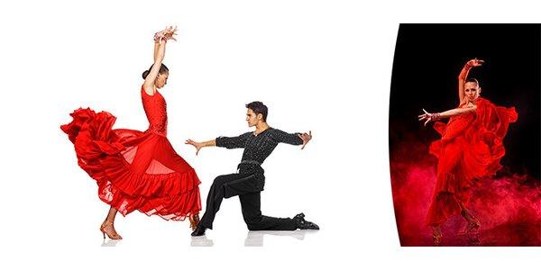 Salsa pro začátečníky - 5 lekcí od 14. 1. 2014