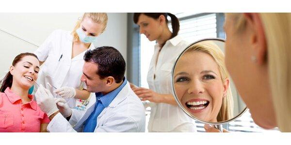 Pečlivá dentální hygiena (60 min)