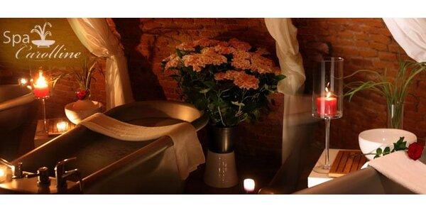 949 Kč za luxusní romantickou koupel pro DVA, sekt a jahody. Sleva 51 %.