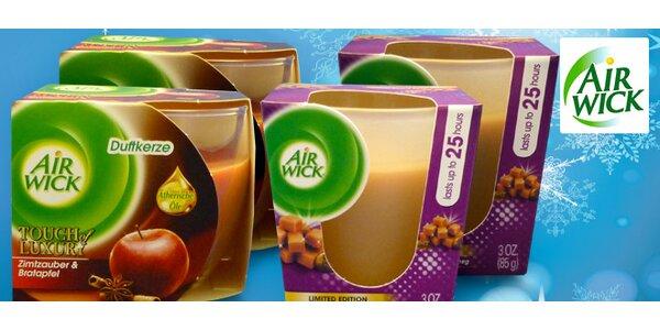 4 vonné svíčky Airwick
