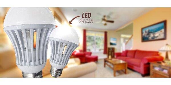 Šetrná LED žárovka