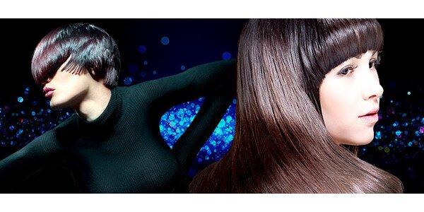 2 vlasové balíčky na výběr v kadeřnictví Kovalská