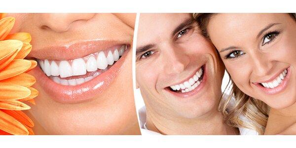 Profesionální dentální hygiena v Centru zubní péče pro váš zářivý úsměv