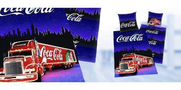 VÝPRODEJ! Moderní povlečení s Coca-Colou