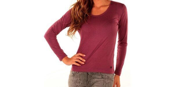 Dámské růžové tričko Trussardi