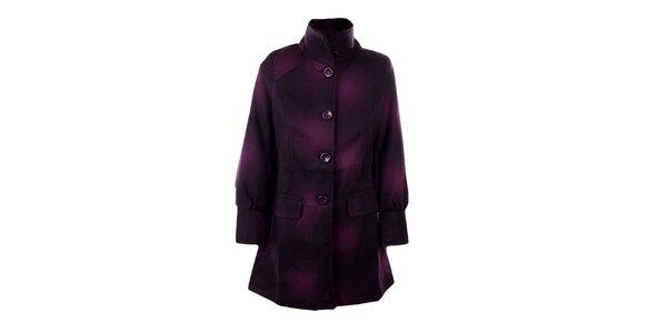 Dámský fialově tónovaný kabátek DY Dislay Design