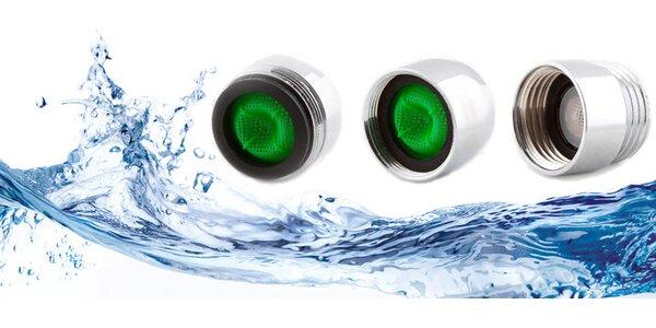 Ušetřete až 70% výdajů za energie se spořiči vody!