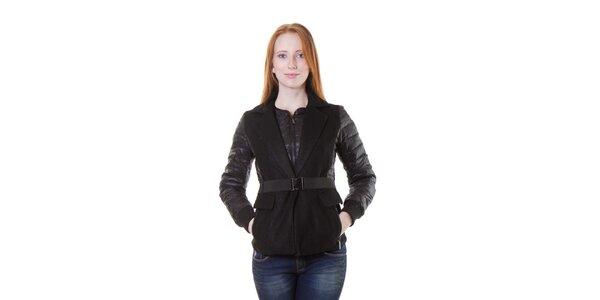 Dámská černá bunda Yes!Miss