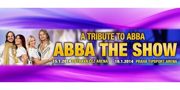 ABBA THE SHOW - 16. 1. 2014