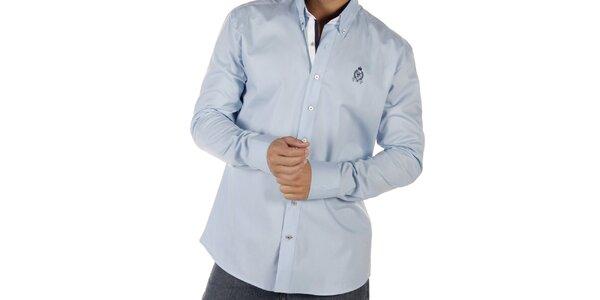 Pánská světle modrá košile CLK