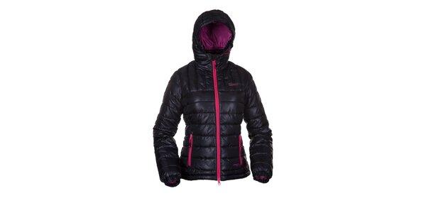 Dámská černá zateplená bunda Envy