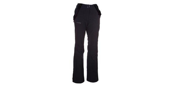 Dámské černé softshellové kalhoty Envy
