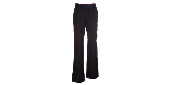Dámské černé zateplené kalhoty Envy