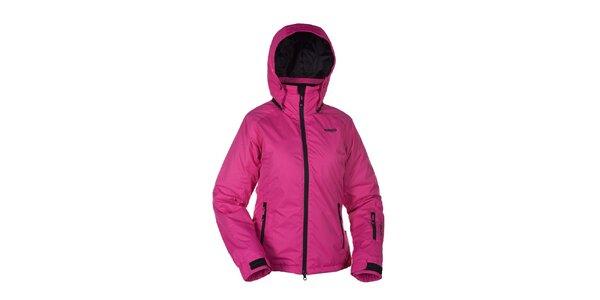 Dámská růžová lyžařská bunda Envy