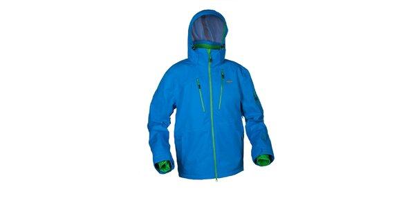 Pánská světle modrá zimní bunda Envy