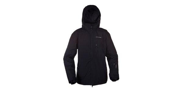 Pánská černá snowboardová bunda Envy
