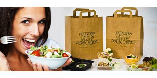 5 nutričně vyvážených jídel denně s dopravou v ceně