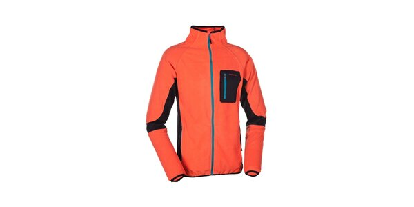Pánská oranžová funkční bunda Envy