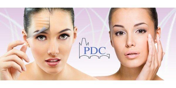 Zkrášlující procedury v Pražském dermatologickém centru