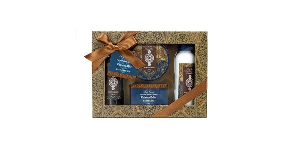 Soap Opera Oriental Mist Hamam Bath&Body Collection (4ks)