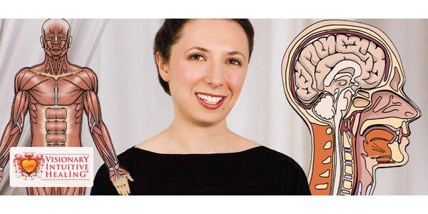 Exkluzivní víkendový kurz australské léčitelky Inny Segal