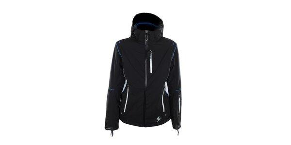 Dámská černo-bílá funkční bunda Blizzard