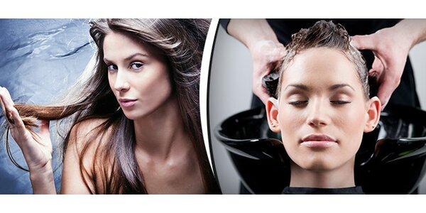 Vlasový koktejl pro vaše vlasy s povzbuzující masáží hlavy