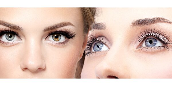 Semipermanentní řasy pro dokonale výrazné oči