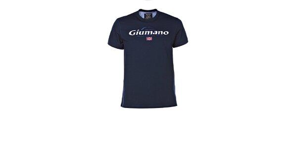 Pánské tmavě modré tričko M. Conte