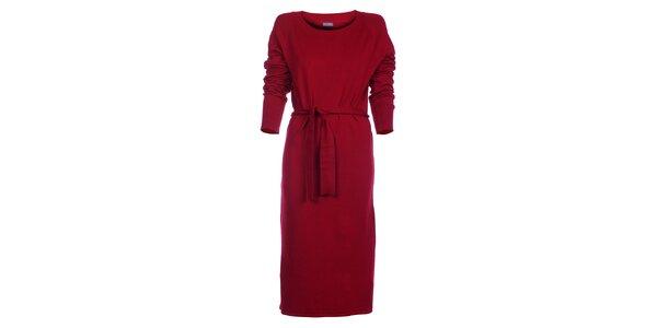 Dámské červené šaty Pietro Filipi
