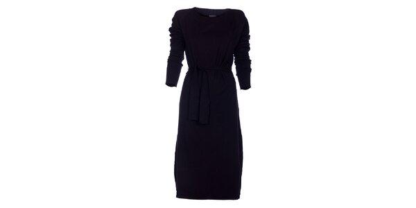 Dámské černé šaty Pietro Filipi