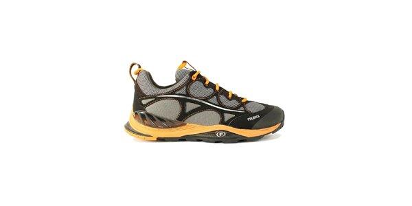 Pánské černooranžové multifunkční sportovní boty Tecnica