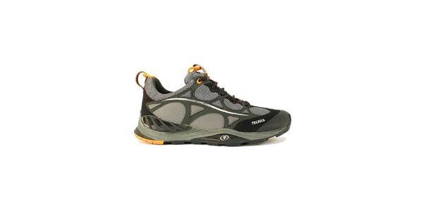 Pánské černostříbrné multifunkční sportovní boty Tecnica